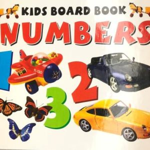 numbes board book