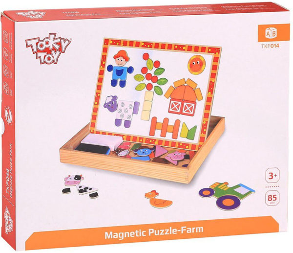 Magnetic Farm