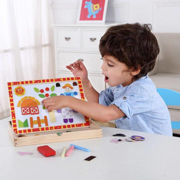 Magnetic Farm - Toys for kids