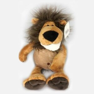 Scruffy Lion