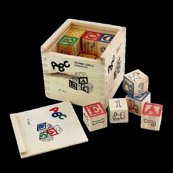 ABC Blocks - Toys for Kids