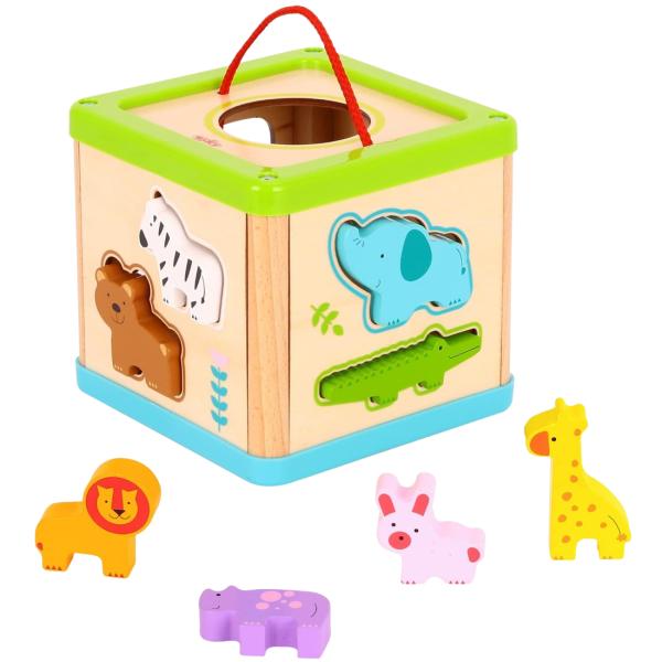 animal sorter cube