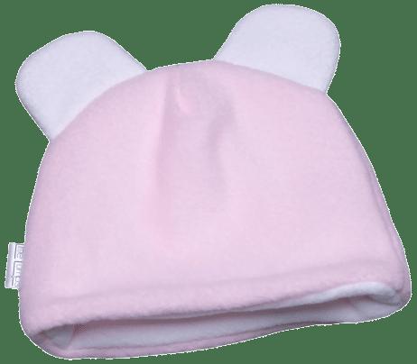 baby bear hat - pink