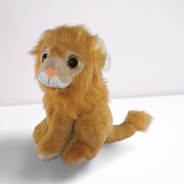 Plush Lion Kids Toy