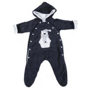 polar fleece suit