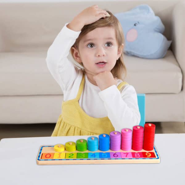 Counting Stacker - Educational Toys