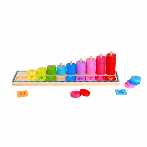 Counting Stacker Educational Toy