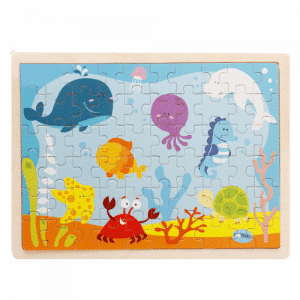 60 piece marine puzzle