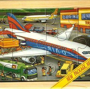 12 piece puzzle case