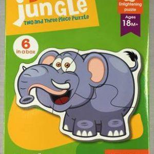 Wildlife Puzzle for Kids