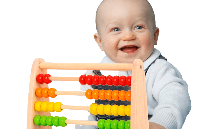 Abacus Beads - Baby Toys