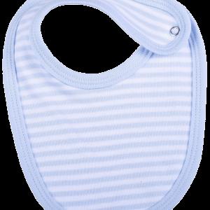 baby patterned bibs - Blue