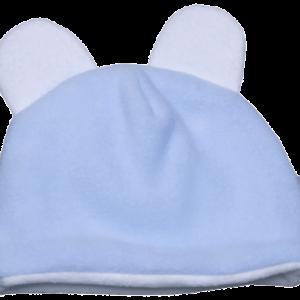 baby bear hat - blue
