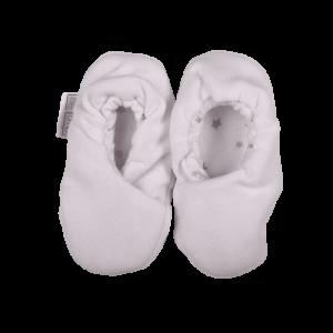 Kimono Shoes White - Baby Shoes