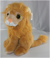 lion plush toy for kids