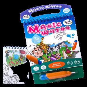 Magic Water Pad Animal Kingdom