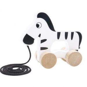 pull along zebra