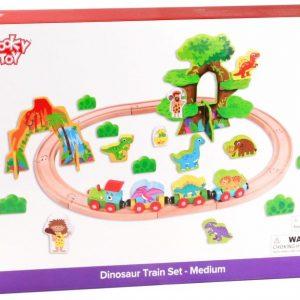 wooden-dinosaur-train-set