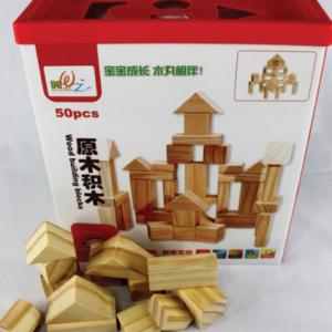 Wooden Natural Blocks