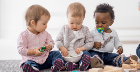 Encourage Sharing in Toddlers