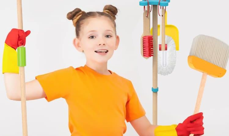 Kids cleaning Set - toys for Kids
